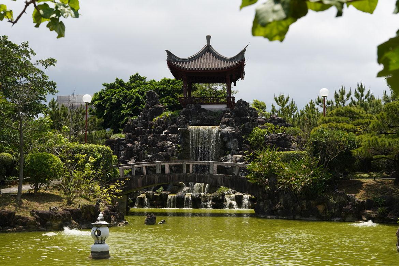 Fukushu-en Garden Naha Okinawa