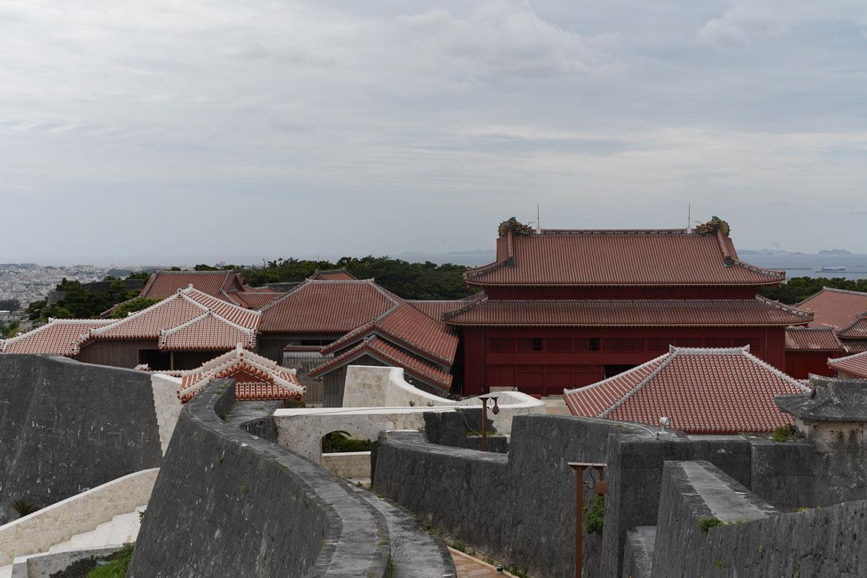 château de shuri naha okinawa