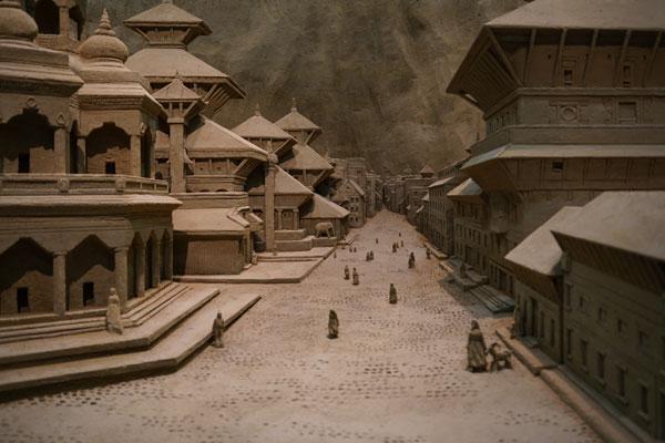 Musée du sable Tottori