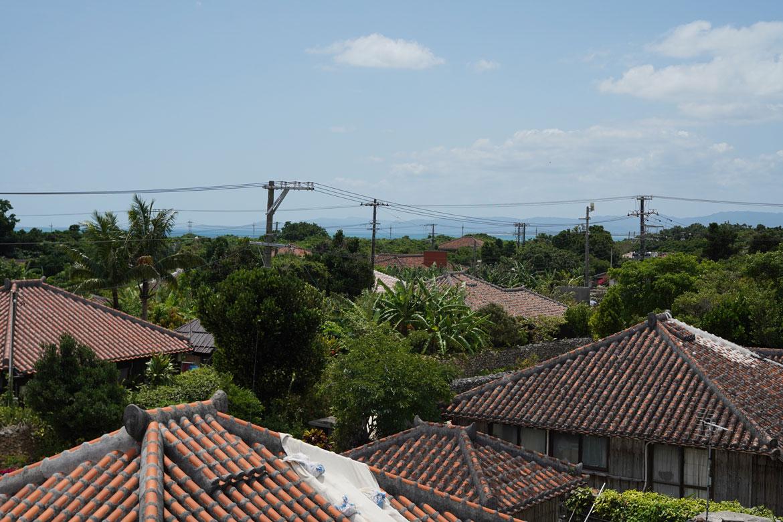 Taketomi vue village