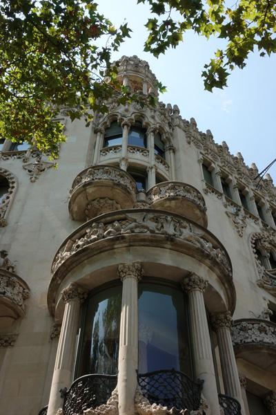 Casa Lleo i Morera Promenade de Gràcia