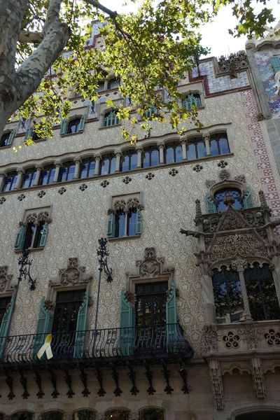 Casa Amatller Promenade de Gràcia