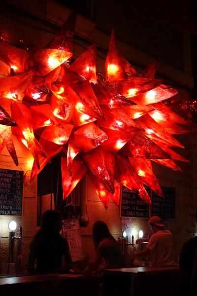 Festa Gràcia Festival Barcelone Août