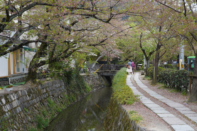 Promenade du philosophe Kyoto que faire 4 jours