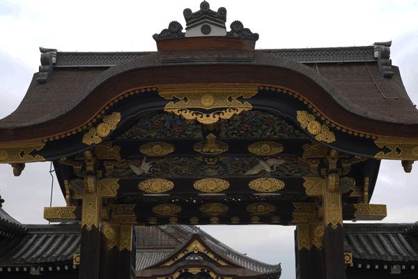 Château de Nijo Kyoto que faire 4 jours
