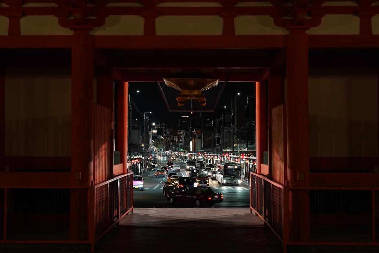 Yasaki-jinja Kyoto que faire 4 jours