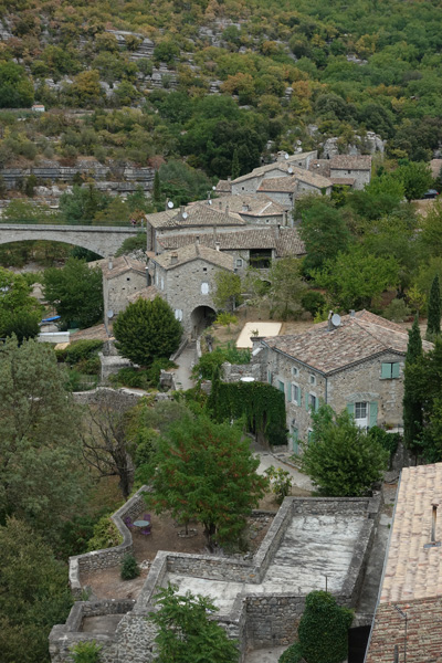 Balazucles plus beaux villages de France