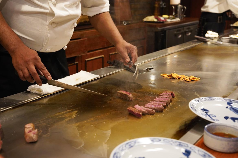 Bœuf de Kobe restaurant
