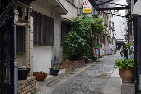 Kobe petites rues