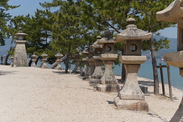 Miyajima plage