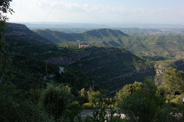 Montserrat Mirador Creu Sant Mique