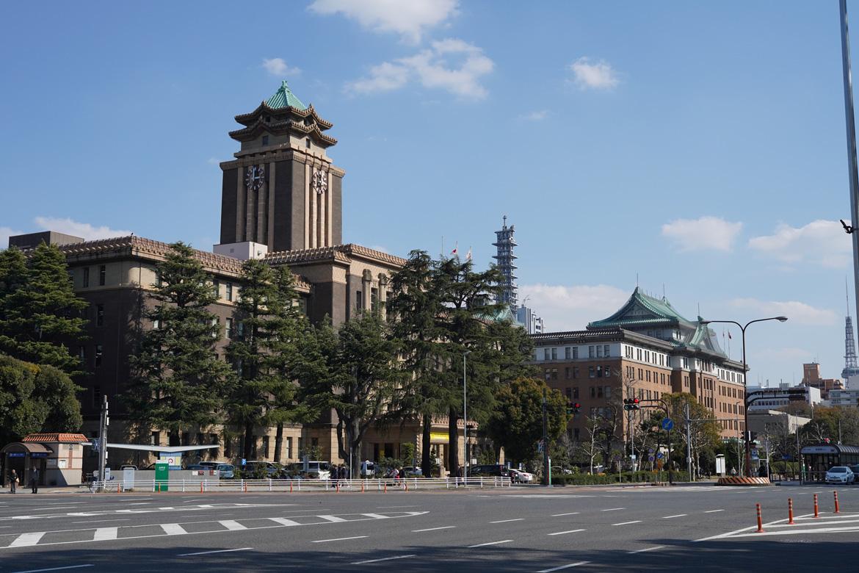 rue à Nagoya
