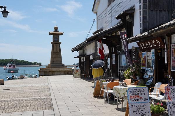 Préfecture d'Hiroshima Tomonoura