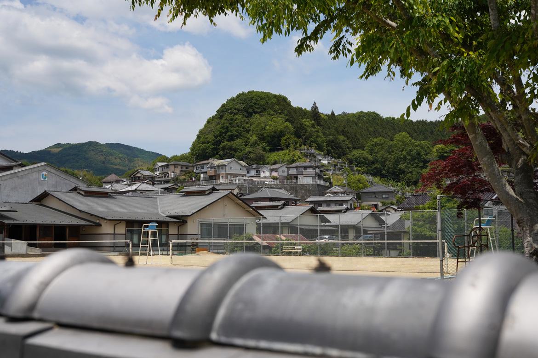 Shikoku Ehime village samouraï
