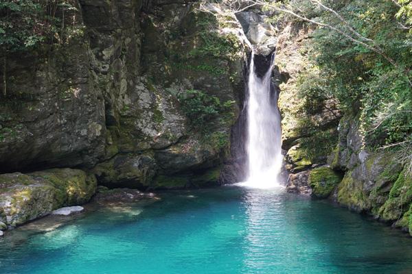 Shikoku Kochi cascade