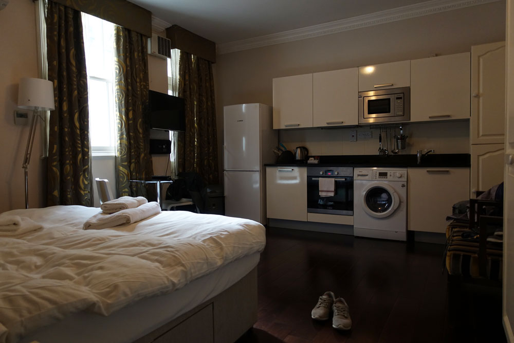 Cromwell Serviced Apartment Londres