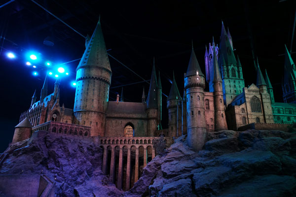Harry Potter Londres