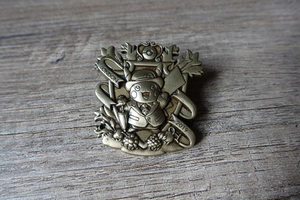 Pokémon Center London pin