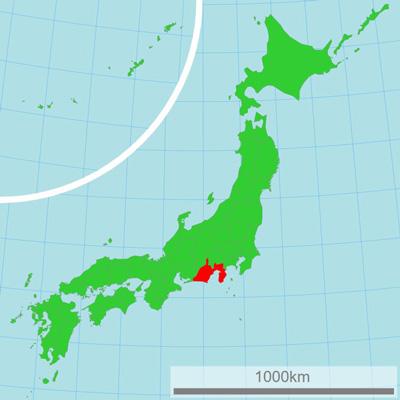 préfecture shizuoka