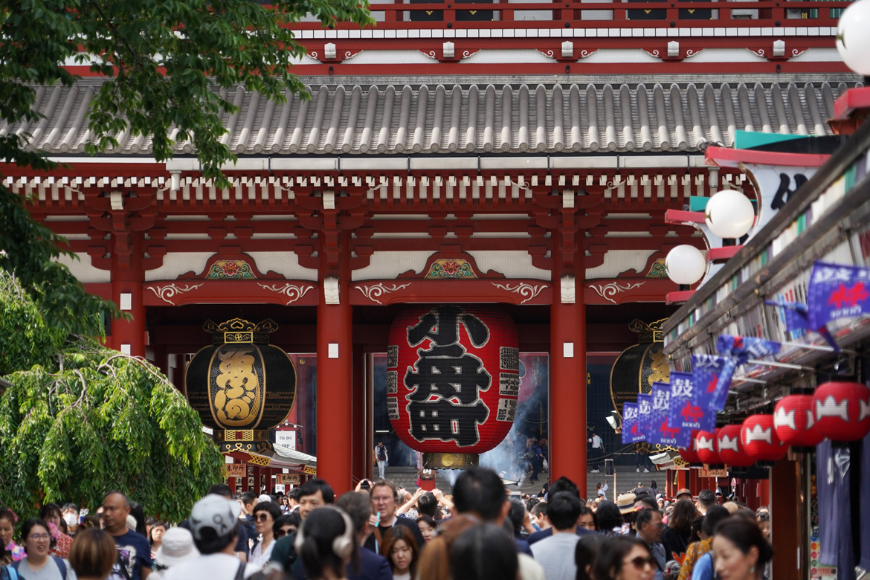 Tokyo Asakusa que faire en une semaine