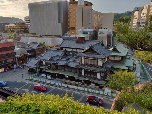 préfecture ehime dogo onsen