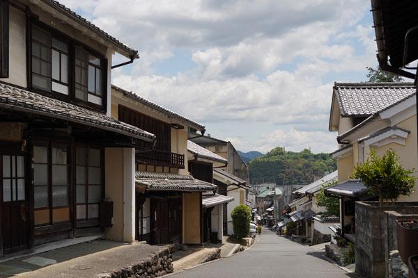Uchiko préfecture ehime
