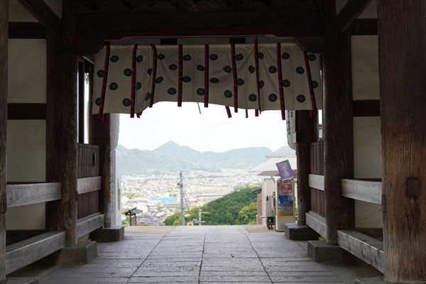 Kotohira-gu préfecture kagawa