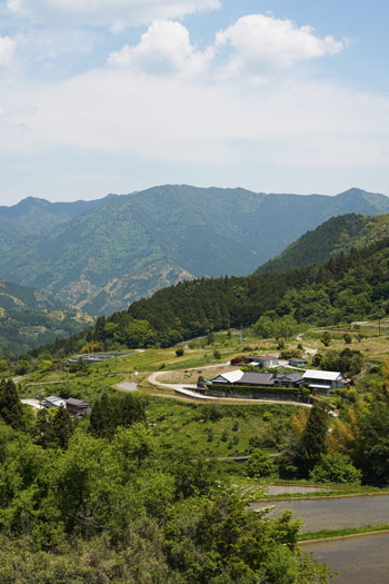 Ananai rice Tanada View Spot