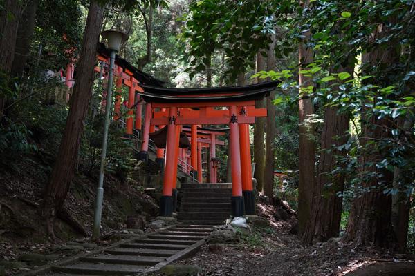 fushimi inari-taisha kyoto