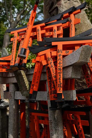 torii kyoto