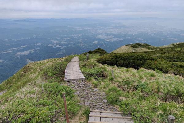 Mont Daisen Japon hors sentiers battus