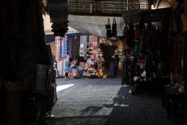 souks Marrakech que faire