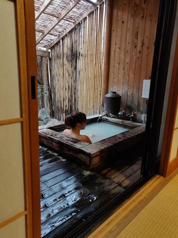 ryokan luxe japon