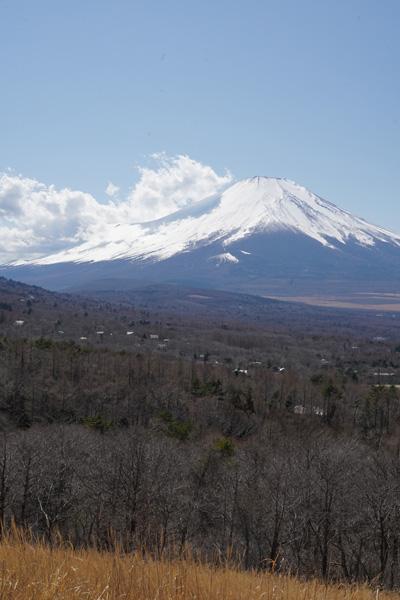 Panorama Dai Mont Fuji