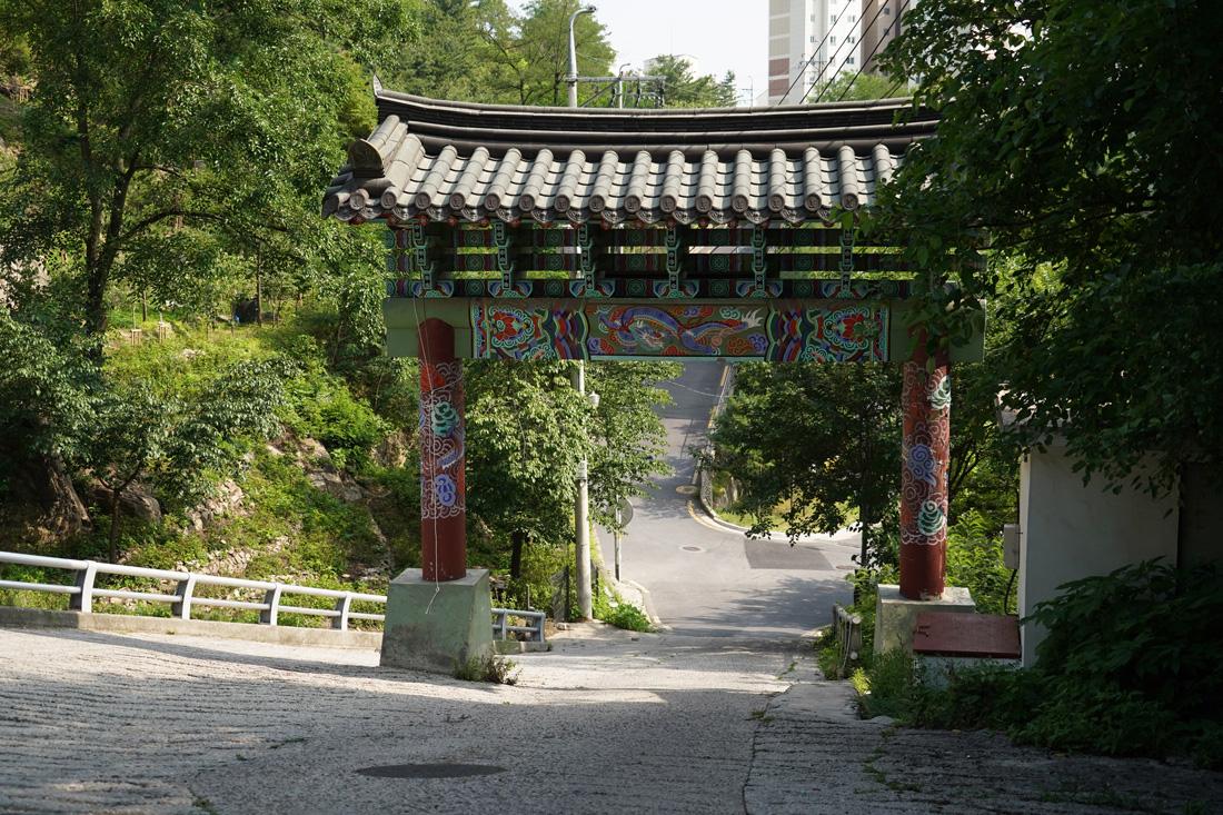 sanctuaire chamaniste Guksadang