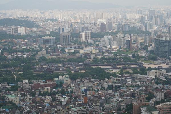 vue sur Séoul