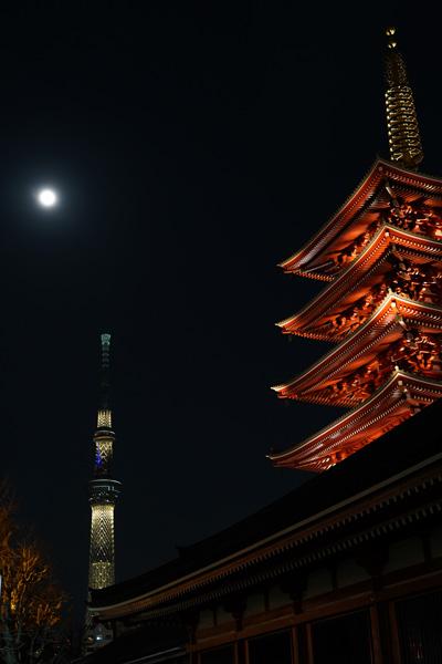 Sensō-ji Asakusa Tokyo