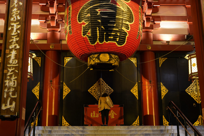 Asakusa Tokyo que faire