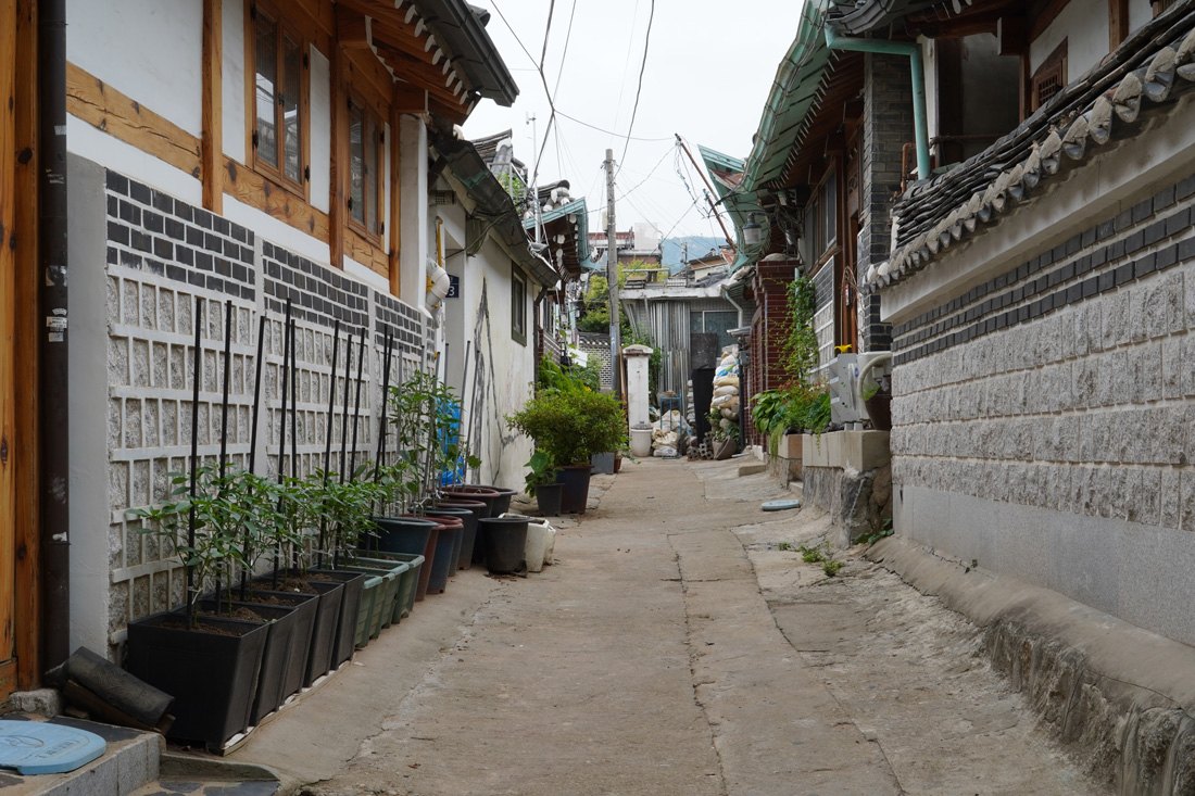Village Hanok Bukchon Séoul