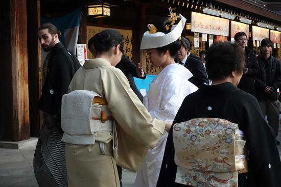 Shibuya Meiji-jingu Tokyo