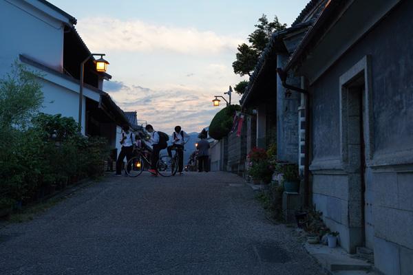 Udatsu Street Mima