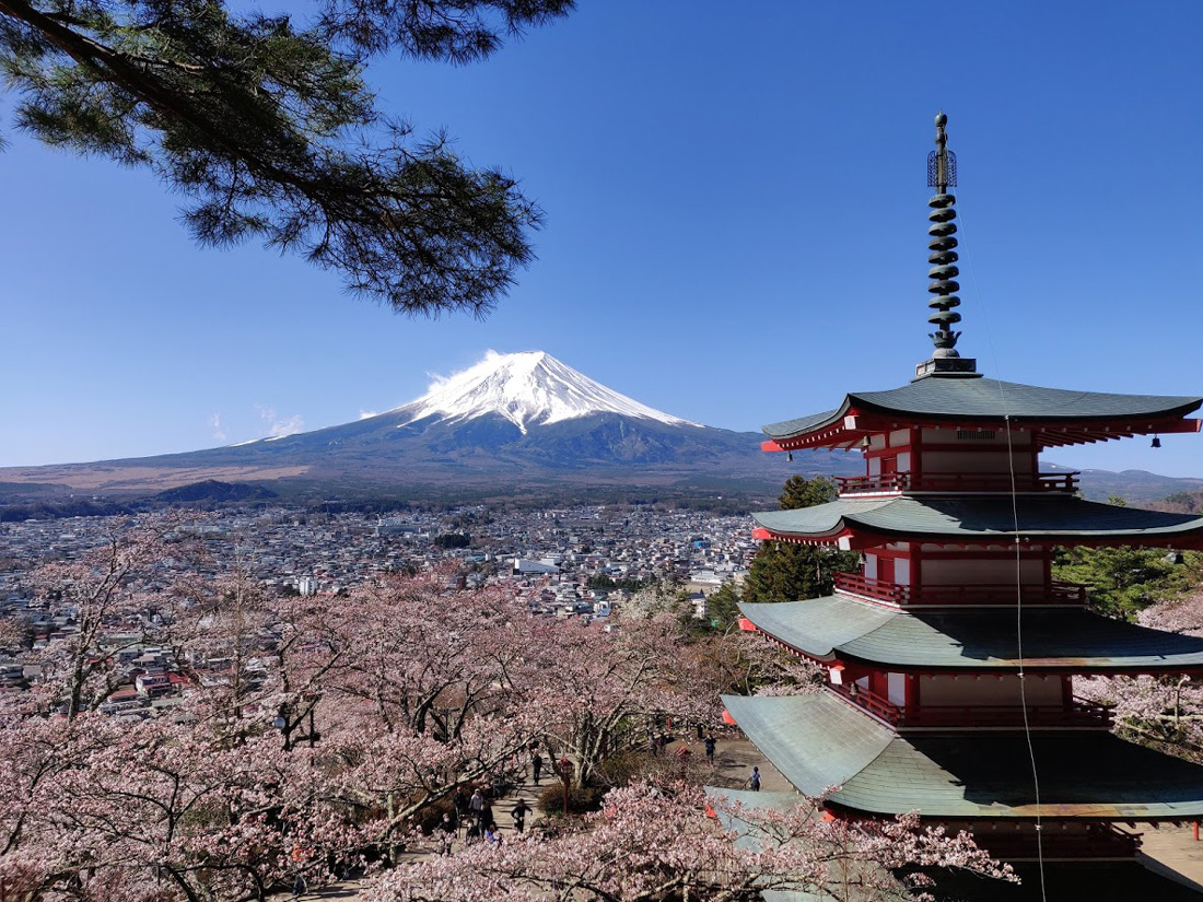 pagode chureito