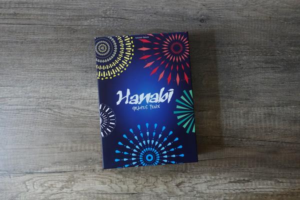 Hanabi jeu Japon