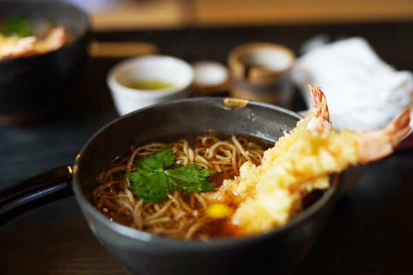 Ishitsukasobaya soba restaurant shimoda