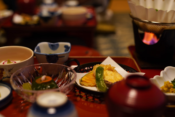 cuisine shôjin ryôri shukubo