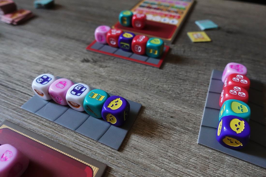 sushi roll jeux société japon