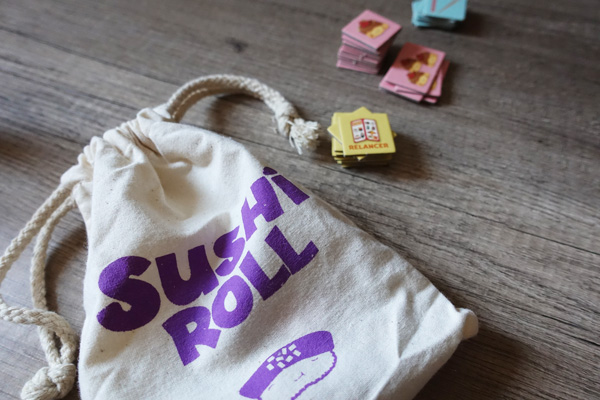 sushi roll matériel