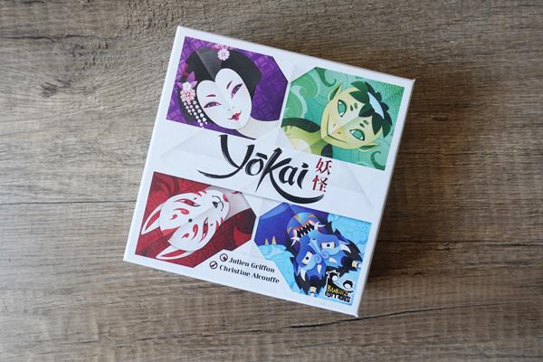 yokai jeux société japon