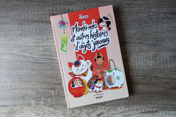 maneki-neko et autres histoires d'objet japonais éditions sully