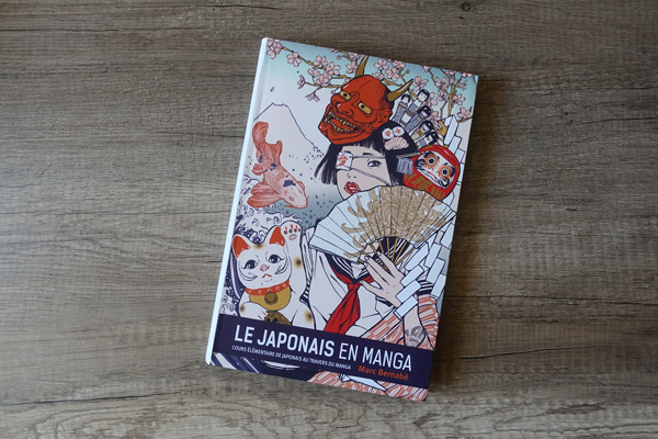 le japonais en manga